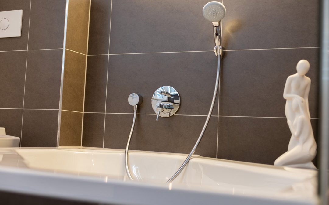 Penthouse-Wohnung mit modernem Heizsystemund einfallsreich integriertem Gäste-WCProjekt 100133