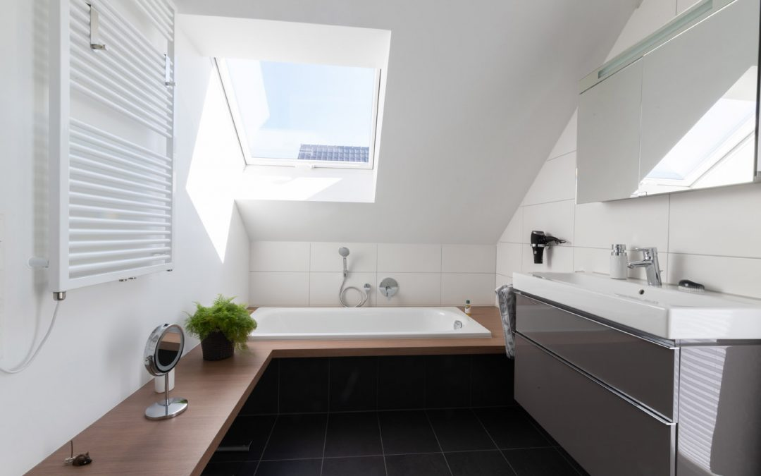 Einfamilienhaus in Holzrahmenbauweisemit moderner LüftungsanlageProjekt 120026